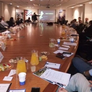 Chamber hosts a Delegation of Business and State Officials from Rhode Island