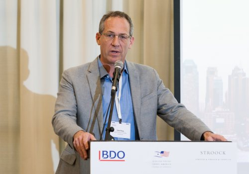 The Chamber in partnership with BDO held a seminar for Israeli companies on U.S. Federal Contracts and Grants.