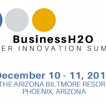Chamber Leads a Delegation of Israeli Water Technologies Companies to Business H2O Water Innovation Summit in Phoenix AZ