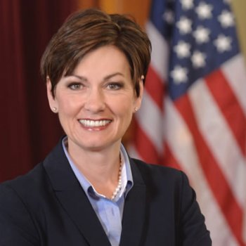 Iowa Governor Kim Reynolds to Meet Chamber Members - September 12, 2017