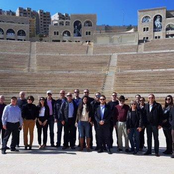 Chamber Visits Palestinian City Rawabi